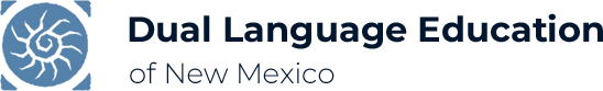 Dual Language Education of New Mexico logo